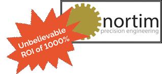 Nortim - 1000% ROI